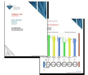 Sales Talent Report